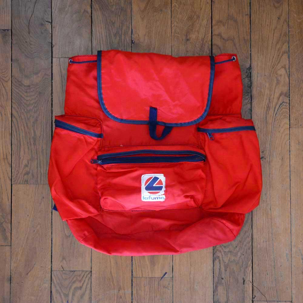 Upcycling d'un vieux sac à dos