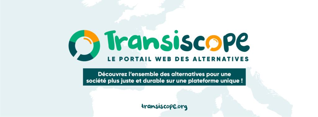 Transiscope; la carte des initiatives durables