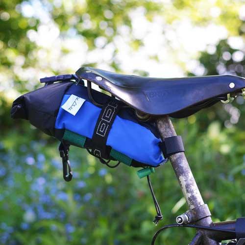 sacoche de selle vélo / VTT